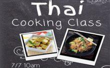Thai Cooking Class at Little Parrot Farm