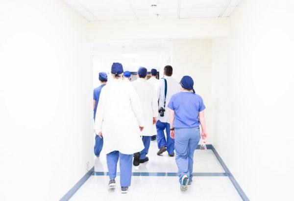 疫情下醫護人員的故事